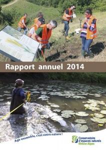 Pages de Rapport activités 2014